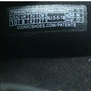 Vionic Shoes - EUC Vionic Womens Twain Slip on Adjustable Sandal